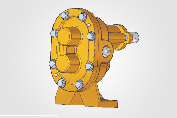 Gear Set for Size Circulation Pump
