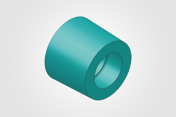 Conical Nylon Roller (For Press Roll)