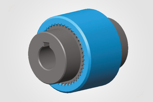 Gear Coupling for Gear Box & Size Pump Joint