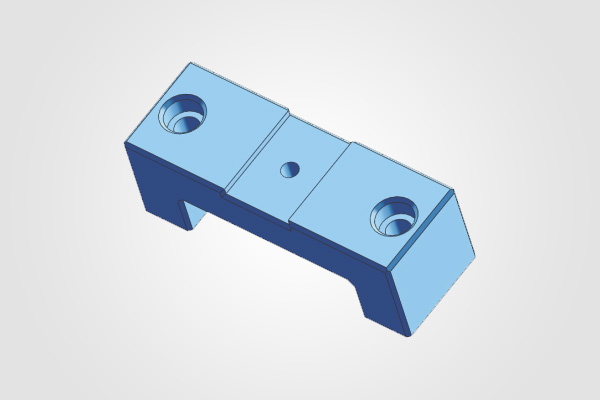 Nylon Bracket for Press Roller Carrier