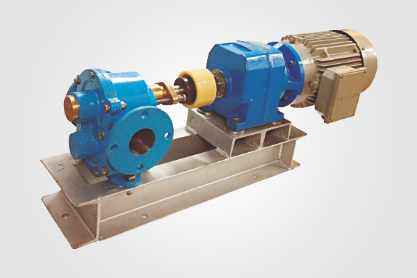 Size Circulation Pump Unit (Assmble with Speed Reduce Gear Box, Gear Coupling & Ele. Motor, Stand)